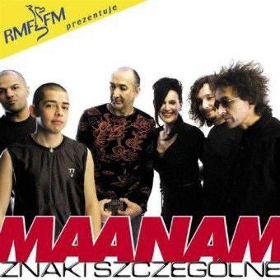 MAANAM: ZNAKI SZCZEGÓLNE (CD) REMASTER