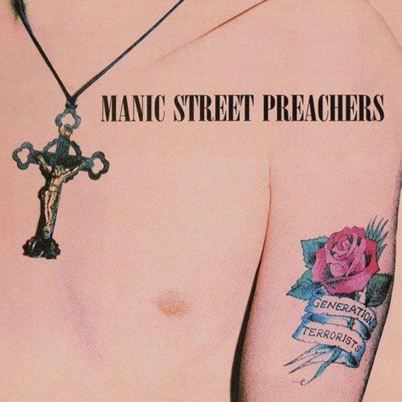 MANIC STREET PREACHERS : GENERATION TERRORISTS (CD)