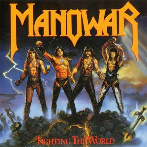 MANOWAR: FIGHTING THE WORLD (CD)