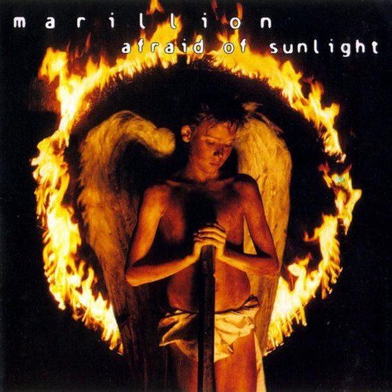 MARILLION: AFRAID OF SUNLIGHT (LP VINYL)