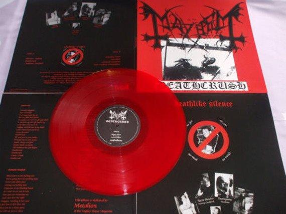 MAYHEM: DEATHCRUSH (LP VINYL)