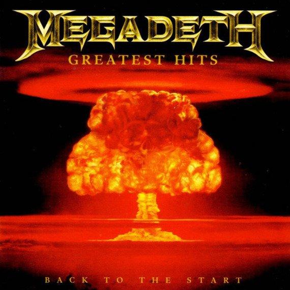 MEGADETH: GREATEST HITS (CD)