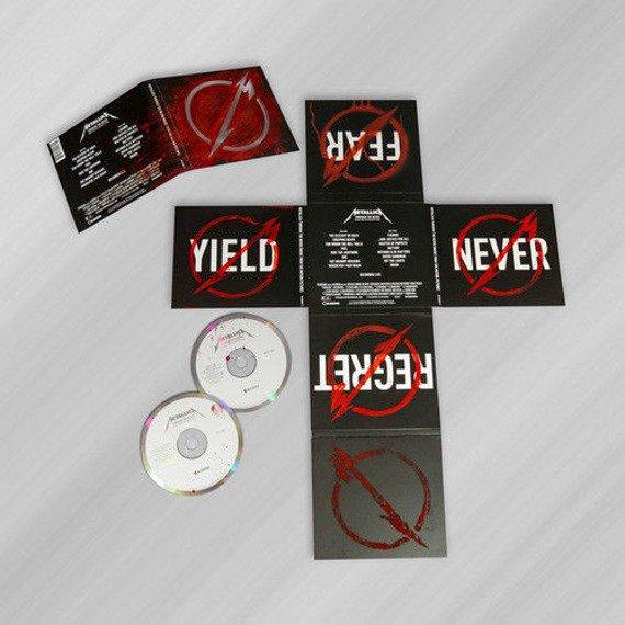 METALLICA: THROUGH THE NEVER (CD DELUXE)