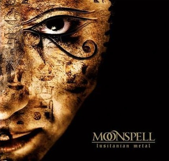 MOONSPELL: LUSITANIAN METAL (CD)