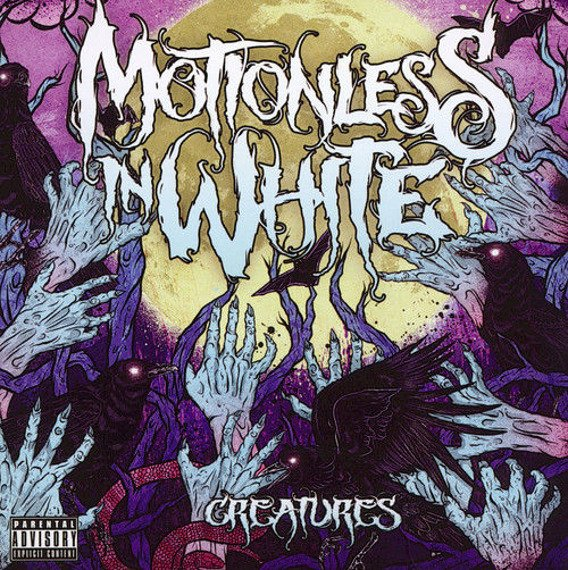 MOTIONLESS IN WHITE: CREATURES (CD)