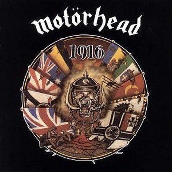 MOTORHEAD : 1916 (CD)