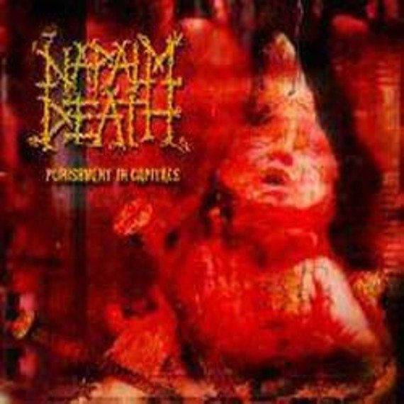NAPALM DEATH: PUNISHMENT IN CAPITALS (CD)