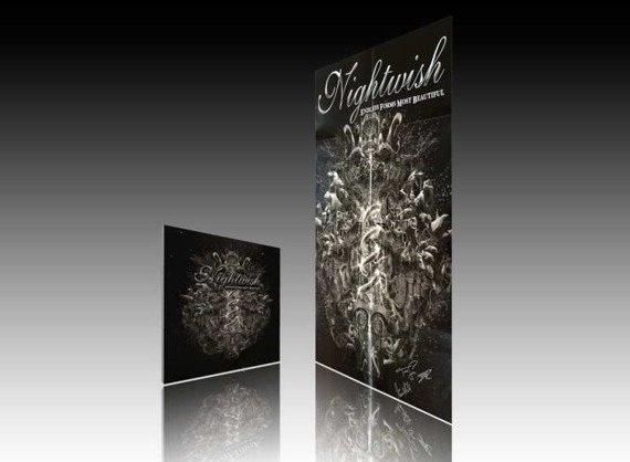 NIGHTWISH: ENDLESS FORMS MOST BEAUTIFUL (2LP WINYL)