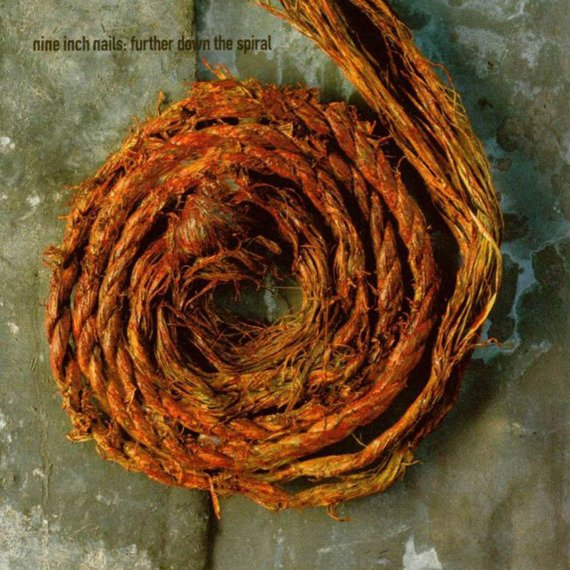 NINE INCH NAILS: FURTHER DOWN THE SPIRAL (CD)