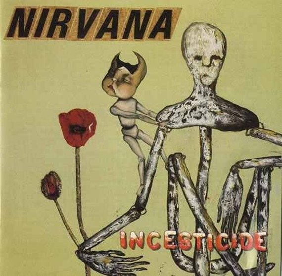 NIRVANA: INCESTICIDE (CD)
