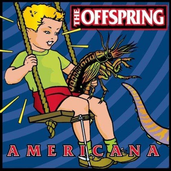 OFFSPRING: AMERICANA (CD)
