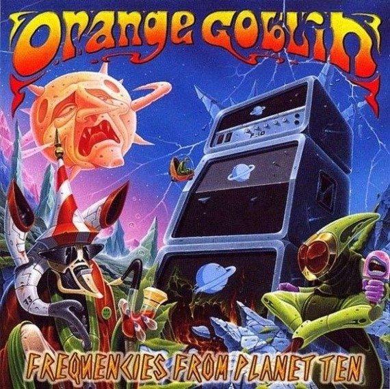 ORANGE GOBLIN: FREQUENCIES FROM PLANET TEN (CD)