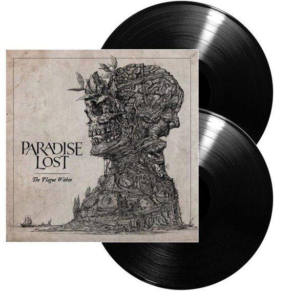 PARADISE LOST: THE PLAGUE WITHIN (2LP VINYL)