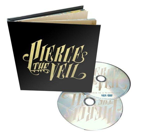 PIERCE THE VEIL: COLLIDE WITH THE SKY / THIS IS A WASTELAND (CD+DVD)