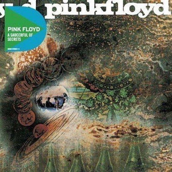 PINK FLOYD: A SAUCERFUL OF SECRETS (CD)