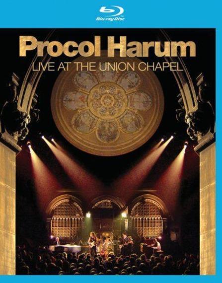 PROCOL HARUM: LIVE AT THE UNION CHAPEL (BLU-RAY)