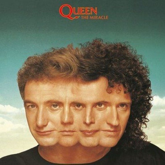 QUEEN: MIRACLE (CD)