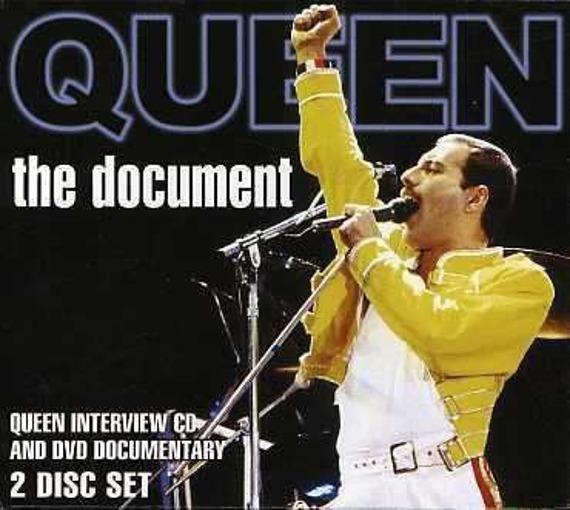QUEEN: THE DOCUMENT (CD+DVD)