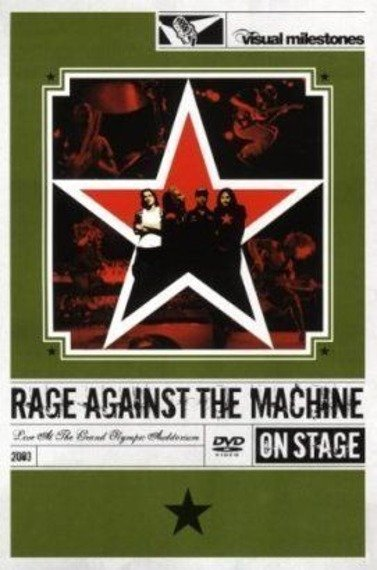 RAGE AGAINST THE MACHINE: LIVE AT THE GRAND OLYMPIC AUDITORIUM (DVD)