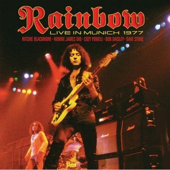 RAINBOW: LIVE IN MUNICH (LP VINYL)