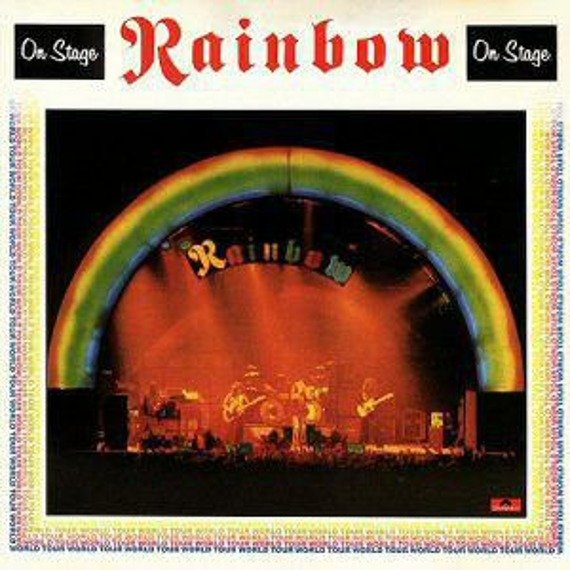 RAINBOW: ON STAGE (CD)
