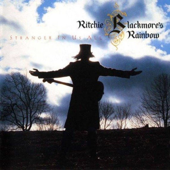 RAINBOW: STRANGER IN US ALL (CD)