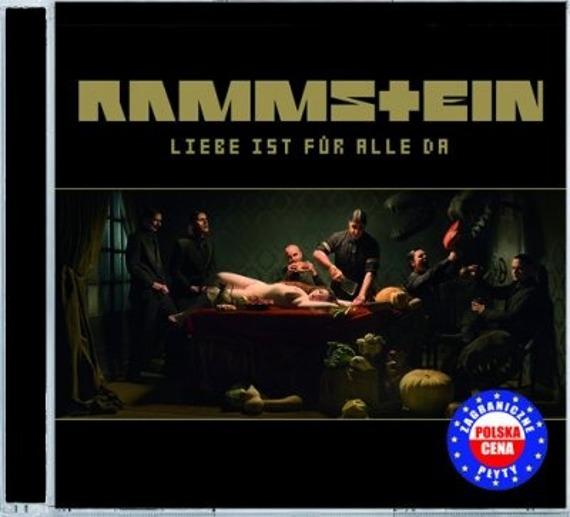 RAMMSTEIN: LIEBE IST FUR ALLE DA (POLSKA CENA!!) (CD)