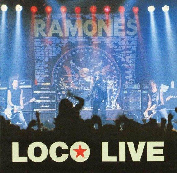 RAMONES: LOCO LIVE (CD)
