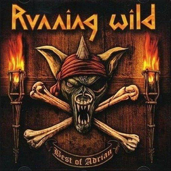RUNNING WILD : BEST OF ADRIAN (CD)