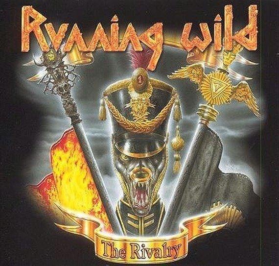 RUNNING WILD : THE RIVALRY (CD)