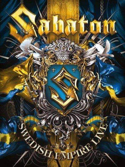 SABATON: SWEDISH EMPIRE LIVE (2DVD)