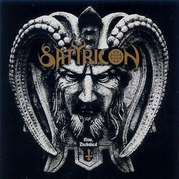 SATYRICON: NOW, DIABOLICAL (CD)