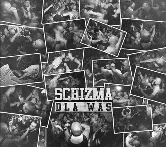 SCHIZMA: DLA WAS (CD) EPKA