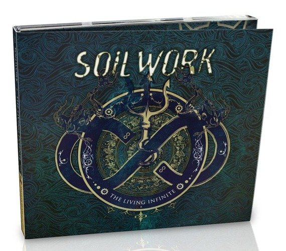 SOILWORK: THE LIVING INFINITE (CD DIGIPACK)