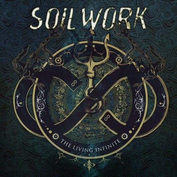 SOILWORK: THE LIVING INFINITE (CD DIGIPACK)