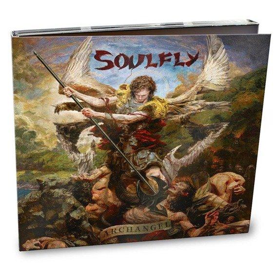 SOULFLY: ARCHANGEL (CD+DVD)
