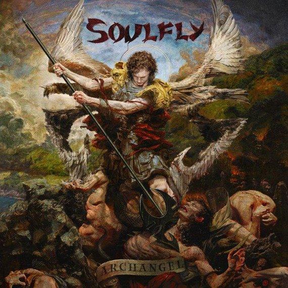 SOULFLY: ARCHANGEL (LP VINYL)