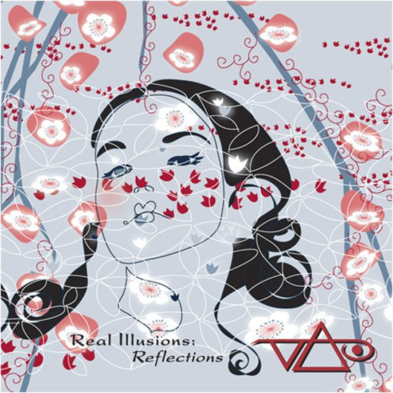 STEVE VAI: REAL ILLUSIONS: REFLECTIONS (CD)