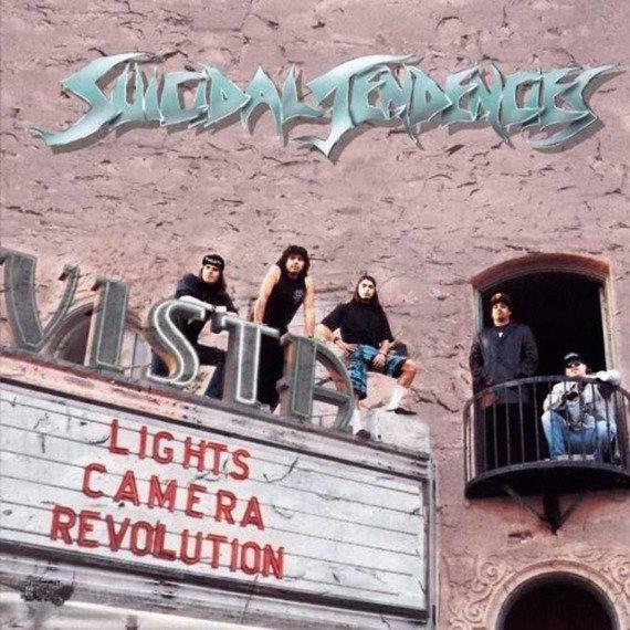 SUICIDAL TENDENCIES: LIGHTS CAMERA REVOLUTION (CD)