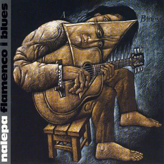 TADEUSZ NALEPA: FLAMENCO I BLUES (CD)