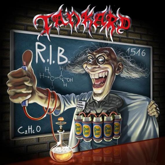 TANKARD: R.I.B. (LP VINYL)