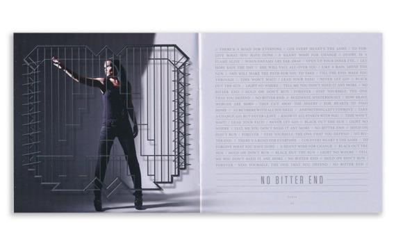 TARJA: THE SHADOW SELF (CD)