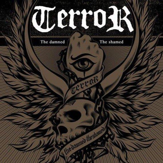 TERROR: THE DAMNED, THE SHAMED (CD)