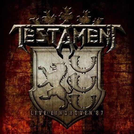 TESTAMENT: LIVE AT EINDHOVEN '87 (CD)