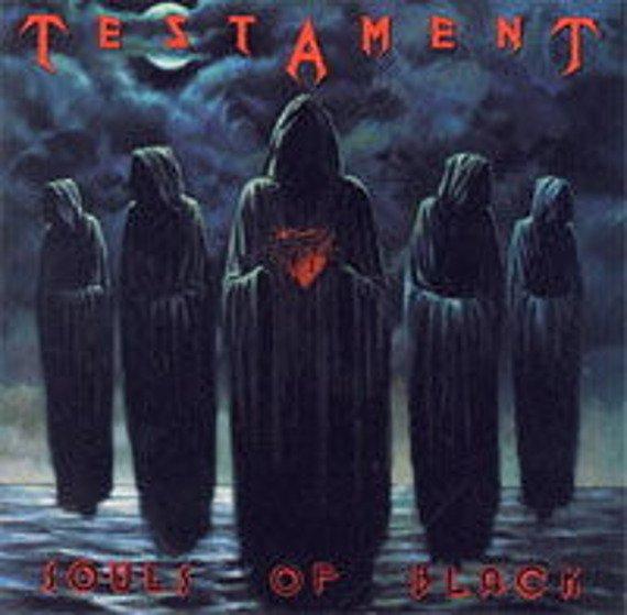 TESTAMENT: SOULS OF BLACK (LP VINYL)