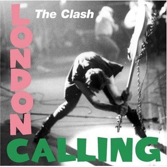 THE CLASH : LONDON CALLING (CD)
