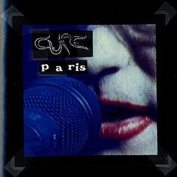 THE CURE : PARIS (CD)