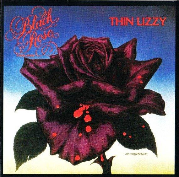 THIN LIZZY: BLACK ROSE (2LP VINYL)