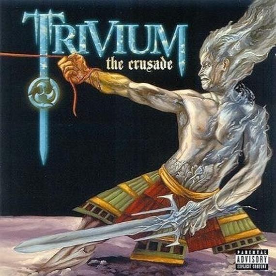 TRIVIUM: THE CRUSADE (CD)