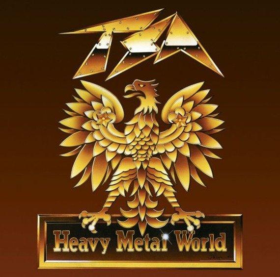 TSA: HEAVY METAL WORLD (CD)